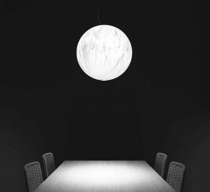 Moon 60 DE - Lampada a Sospensione