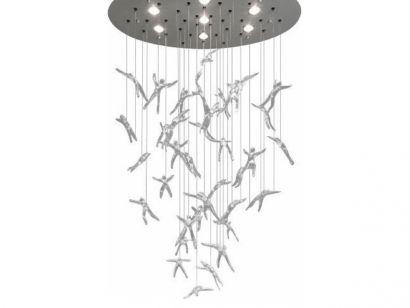 Angel Falls Lampe à Suspension