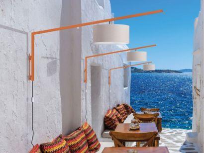 Angelica Outdoor Lamp