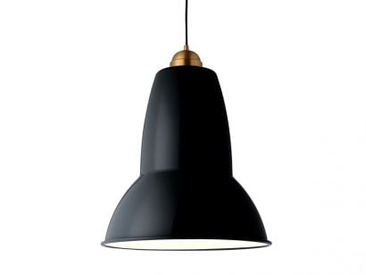 Original 1227 Giant Brass Suspension Lamp Anglepoise