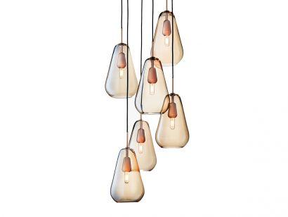 Anoli 6 Suspension Lamp