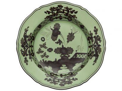 Piatto Piano Antico Doccia 26,5 cm