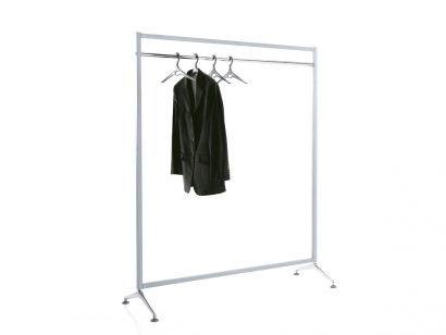 Archistand Free-Standing Coat-Rail Large