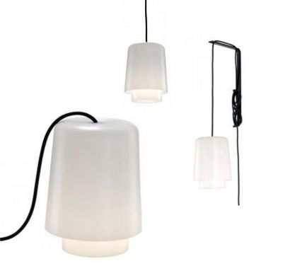 Ariane Out Suspension Lamp - Portable - Table