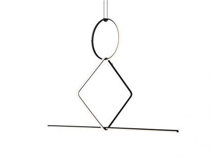 Arrangements Composition1 Lampe à Suspension