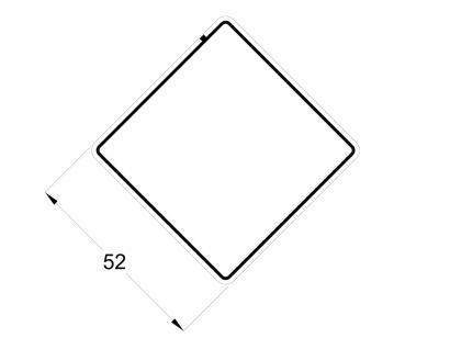 Arrangements Square Large L. 52 cm - H. 69 cm - 34W
