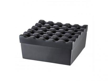 Eichholtz Deluxe Ashtray Black