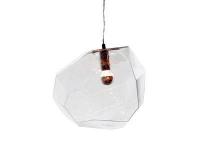 Asteroid Glass Lampada a Sospensione