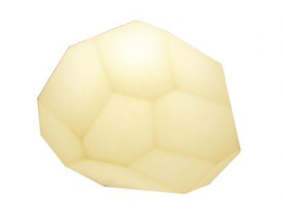 Asteroid Plastic Lampada da Tavolo