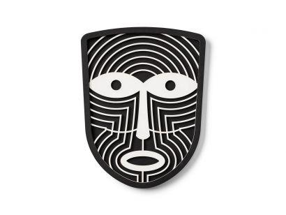 B&W #4 Masque Mural