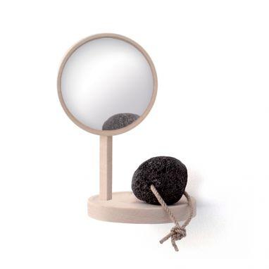 Belvedere Shelf With Mirror