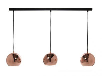Ball Track Shiny Suspension Lamp Frandsen