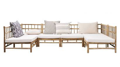 Bamboo Lounge Seater System