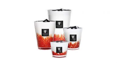 Feathers Maasai Candles
