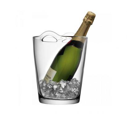 Bar Seau à champagne - Transparent