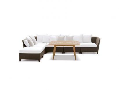 barcelona sofa composition