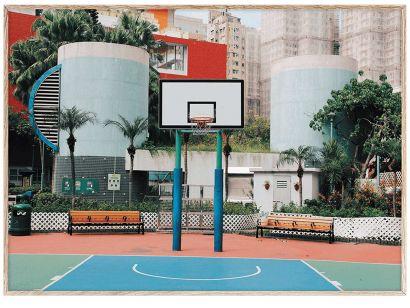 Cities of Basketball (Hong Kong) Impression