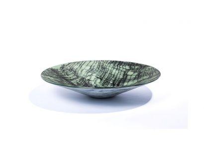 Bateia Glass Centerpiece