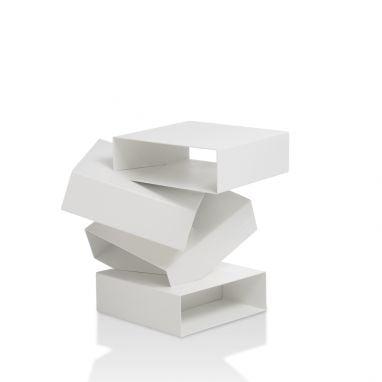 Balancing Boxes Bianco