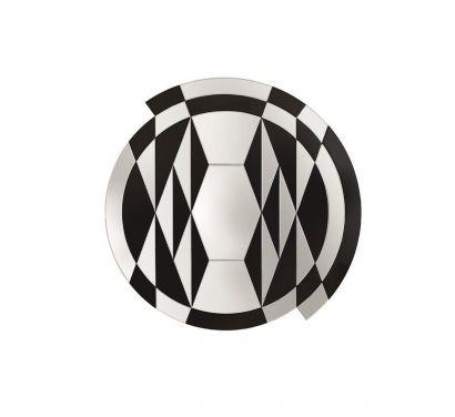 Black & White Beat Mirror