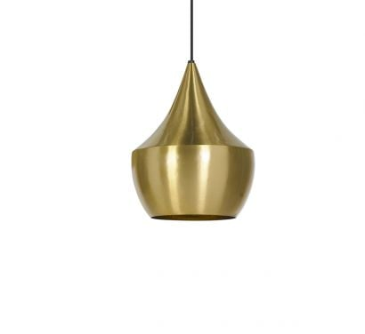 Beat Light Fat Cuivre Lampe à suspension
