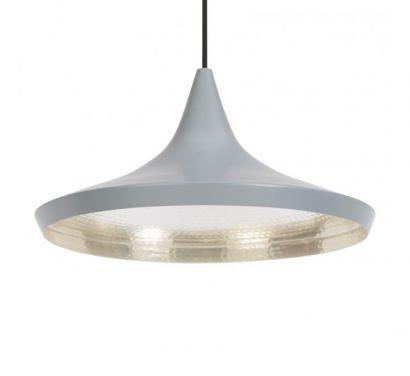 Beat Light Wide Gray Pendant