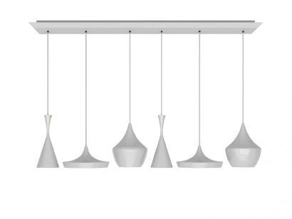Beat Range Round Lampe à Suspension
