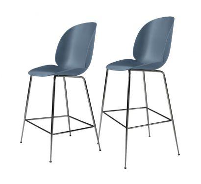 Beetle Bar Chair - Sgabello senza Rivestimento