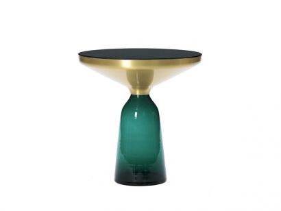 Bell Side Table Emerald Green