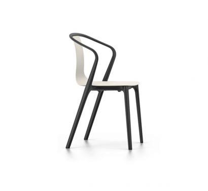 Belleville Petit fauteuil - Crème 30