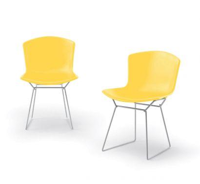 Bertoia Side Plastic Chair