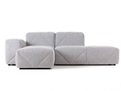BFF Modular Sofa - Vesper Silver