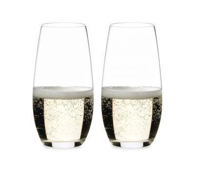 the O Tumbler Champagne - Set 2 Tumblers