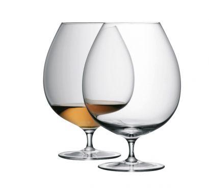 Wine Set 2 Brandy / Cognac Glass