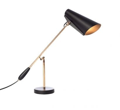 Birdy Lampe de table - Noir