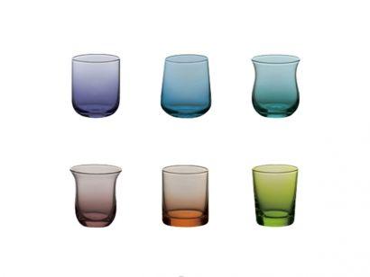 Set da 6 Bicchierini da Liquore