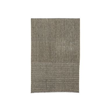 Blur Tappeto Nero - 170x240 cm