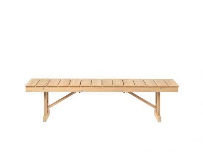 Carl Hansen & Søn - BM1871 Foldable Outdoor Bench