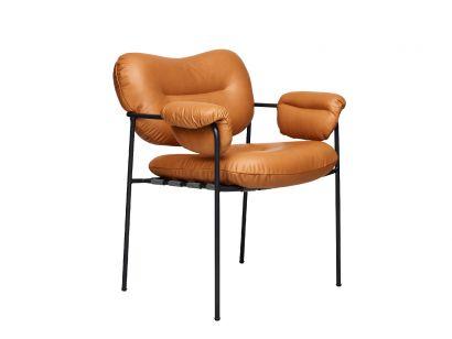 bollo spisolini chair leather