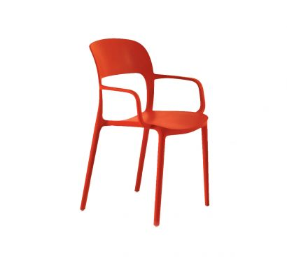 Gipsy Chair with Armrests
