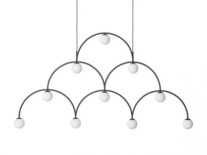 Bounce 169 Suspension Lamp Pholc