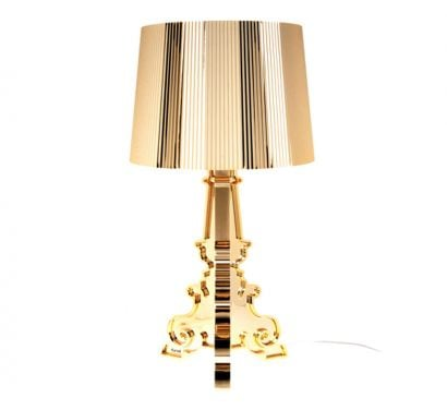 Bourgie Gold Lamp