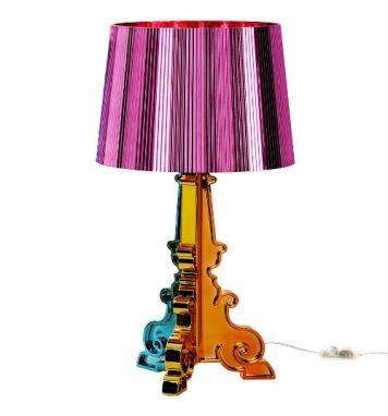 Bourgie Metallic Lamp
