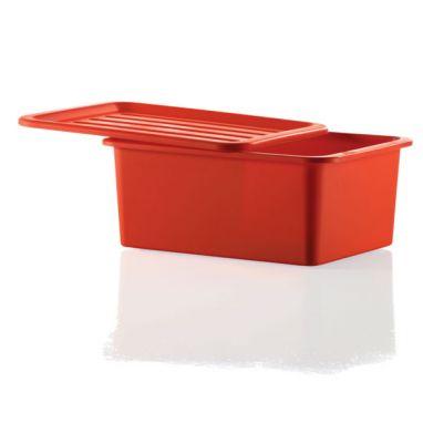 Boîte De Rangement - Orange