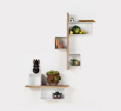 Boxes Shelf