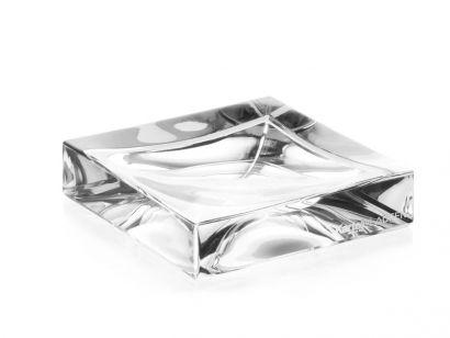 Boxy Soap Holder - Crystal
