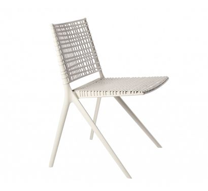 Branch chaise empilable jardin