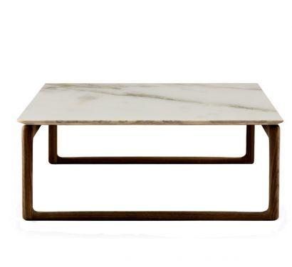 Brig Coffee Table - Rectangular 130x80 cm - Gold