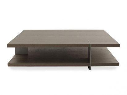 Bristol System Tavolino - 140x140 / Rovere Spessart