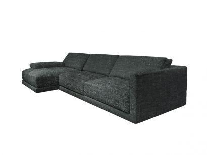 Poliform  Bristol Sofa - Fabric Olimpia 111 Castagna